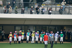070210東京競馬第1レースパドック