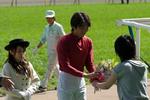 070526東京9R牡丹賞表彰式