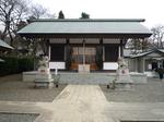成瀬杉山神社 1 090118